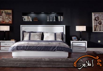 مدل تزئین اتاق خواب 12