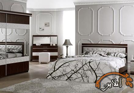 مدل تزئین اتاق خواب 14