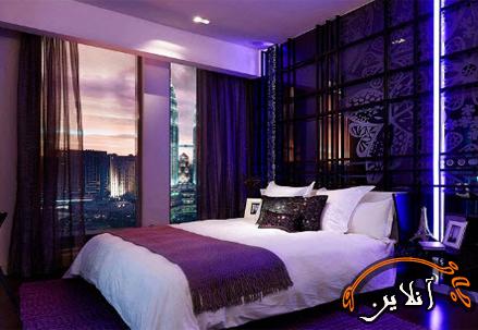 مدل تزئین اتاق خواب 3