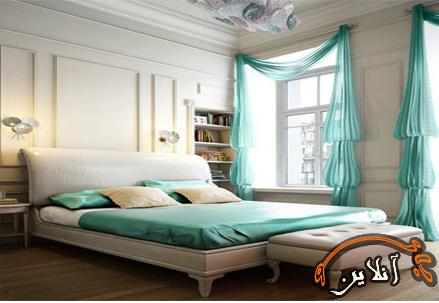 مدل تزئین اتاق خواب 4