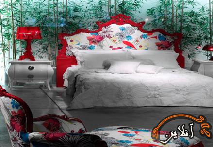 مدل تزئین اتاق خواب 5