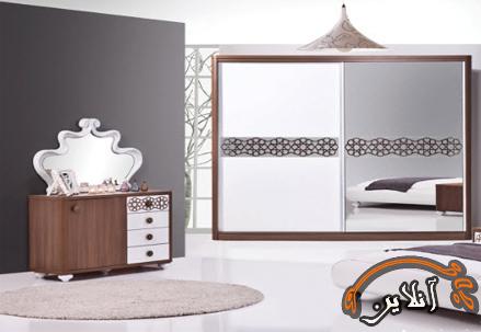 مدل تزئین اتاق خواب 7
