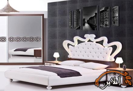 مدل تزئین اتاق خواب 8