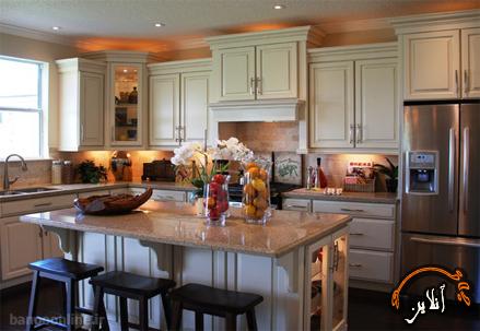 مدل آشپزخانه  مدرن منزل  2015-112