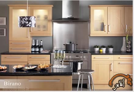 مدل آشپزخانه  مدرن منزل  2015-113