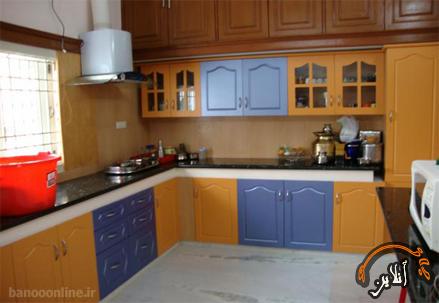 مدل آشپزخانه  مدرن منزل  2015-115