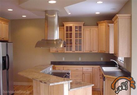 مدل آشپزخانه  مدرن منزل  2015-120