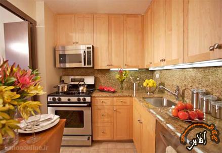 مدل آشپزخانه  مدرن منزل  2015-122