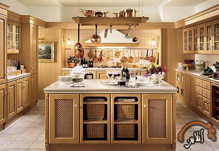 مدل آشپزخانه  مدرن منزل  2015-131