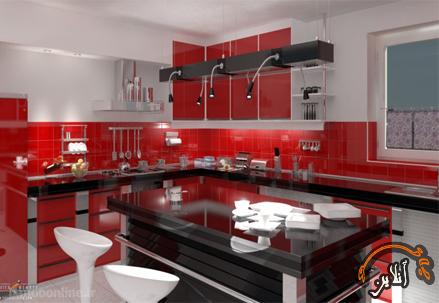 مدل آشپزخانه  مدرن منزل  2015-144