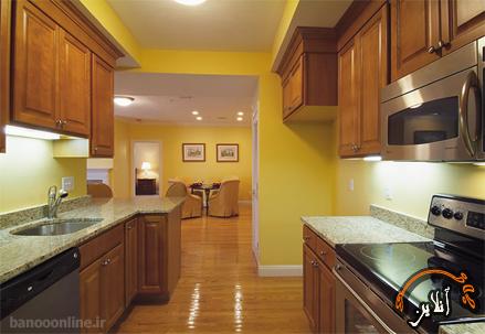 مدل آشپزخانه  مدرن منزل  2015-148