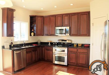 مدل آشپزخانه  مدرن منزل  2015-150