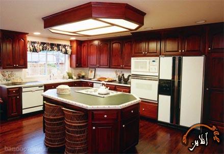 مدل آشپزخانه  مدرن منزل  2015-157