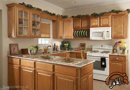 مدل آشپزخانه  مدرن منزل  2015-160