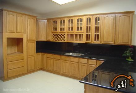 مدل آشپزخانه  مدرن منزل  2015-166