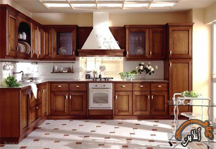 مدل آشپزخانه  مدرن منزل  2015-168