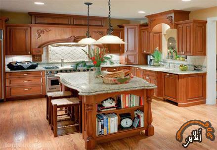 مدل آشپزخانه  مدرن منزل  2015-169