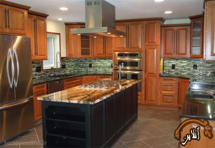 مدل آشپزخانه  مدرن منزل  2015-179