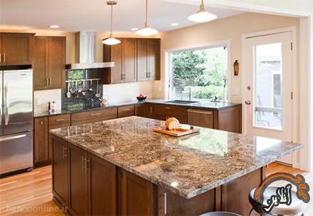 مدل آشپزخانه  مدرن منزل  2015-181