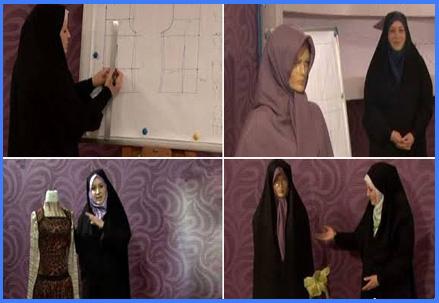 آموزش خیاطی  زنانه و دخترانه 2015-227