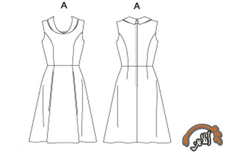 مدل لباس راحتی زنانه و دخترانه 2015-221