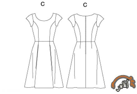 مدل لباس راحتی زنانه و دخترانه 2015-223
