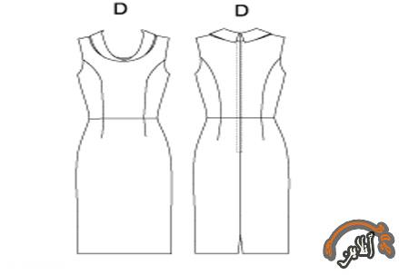 مدل لباس راحتی زنانه و دخترانه 2015-224