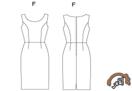مدل لباس راحتی زنانه و دخترانه 2015-226