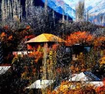 سفر  به روستای آهار در پائیزی